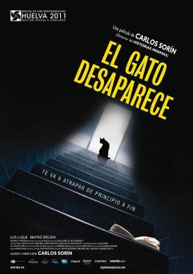 EL GATO DESAPARECE: SUSPENSE DE LA MANO DE CARLOS SORÍN