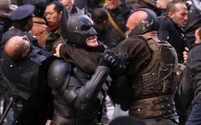 BATMAN ENDS...