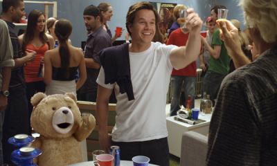 TED, UN PELUCHE NO TAN TIERNO NI ADORABLE