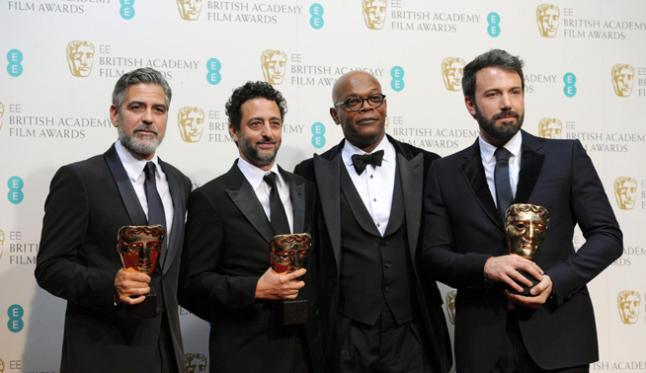 """NUEVO """"ARGOFUCKYOURSELF"""" EN LOS BAFTA"""